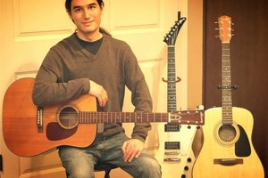Photo #1: Guitar Lessons Acoustic or Electric $15/Lesson