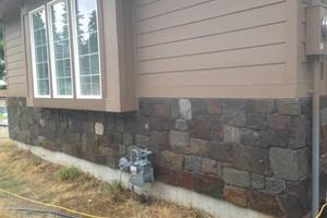 Photo #9: MURPHYS MASONRY & CONSTRUCTION. BRICKS, BLOCK OR STONE