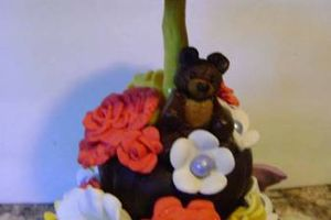 Photo #6: Wedding/ Birthdays Cakes, Cupcakes and Toppers