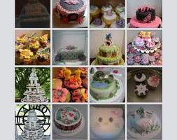 Photo #3: Wedding/ Birthdays Cakes, Cupcakes and Toppers