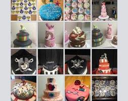 Photo #2: Wedding/ Birthdays Cakes, Cupcakes and Toppers