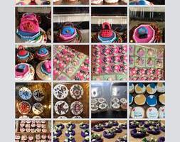 Photo #1: Wedding/ Birthdays Cakes, Cupcakes and Toppers