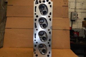 Photo #1: Rick's Cylinder Head Service- Cast Iron/Aluminum Welding