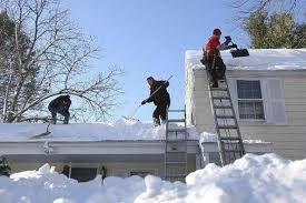 Photo #5: SNOW REMOVAL SERVISES: RESIDENTIAL AND COMMERCIAL