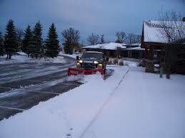 Photo #6: SNOW REMOVAL SERVISES: RESIDENTIAL AND COMMERCIAL