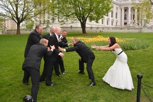 Photo #1: Wedding photography Gary for much less