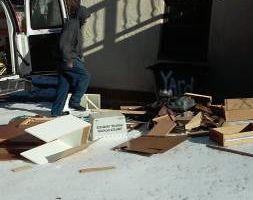 Photo #3: Big A's Transport. Junk, Debris, & Scrap Removal