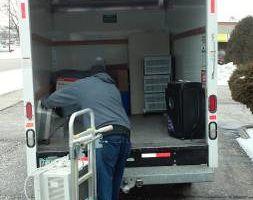 Photo #2: Big A's Transport. Junk, Debris, & Scrap Removal