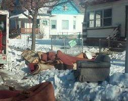 Photo #1: Big A's Transport. Junk, Debris, & Scrap Removal