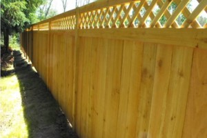 Photo #3: Chuck's Fence. Fence building, professional install!