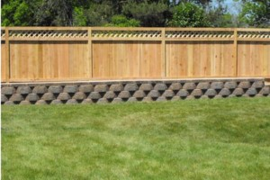 Photo #2: Chuck's Fence. Fence building, professional install!