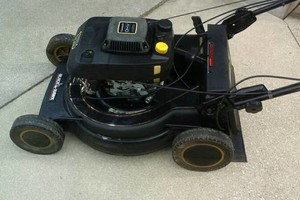 Photo #3: Affordable lawn, yard and small engine repair