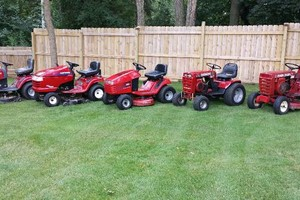Photo #1: Affordable lawn, yard and small engine repair