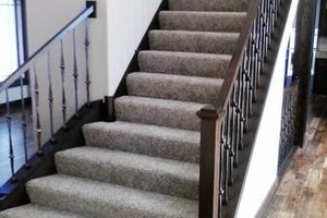 Photo #2: Paul Dietrich Quality Carpeting. Carpet installation and repairs