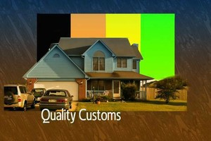 Photo #1: QUALITY CUSTOMS PAINTING - HOMES,/BUSINESSES...