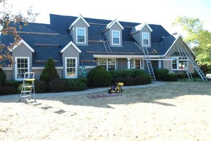 Photo #12: A&A Contractors LLC. Roofing projects