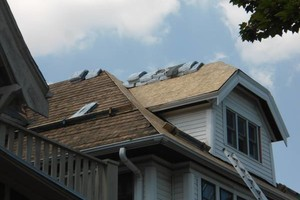 Photo #9: A&A Contractors LLC. Roofing projects