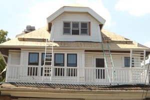 Photo #8: A&A Contractors LLC. Roofing projects