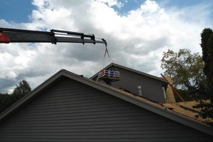 Photo #5: A&A Contractors LLC. Roofing projects