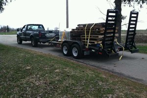 Photo #1: NEED HELP MOVING OR HAULING? Call Countrywide Transport LLC!