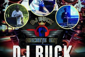 Photo #1: dj Buck. $75.00-$100.00/h DJ SERVICES PLUS 1 HR FREE