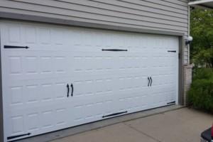 Photo #1: Doors 'R' Russ. GARAGE DOOR & OPENER INSTALLATIONS