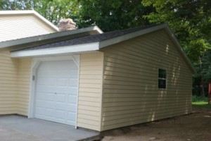 Photo #18: SAGA BUILDERS. Quality Garage and Shed Construction