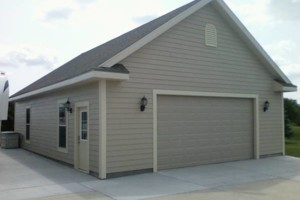 Photo #15: SAGA BUILDERS. Quality Garage and Shed Construction