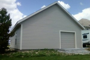 Photo #13: SAGA BUILDERS. Quality Garage and Shed Construction