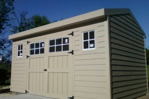 Photo #9: SAGA BUILDERS. Quality Garage and Shed Construction