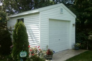 Photo #6: SAGA BUILDERS. Quality Garage and Shed Construction