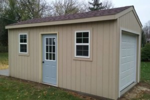 Photo #4: SAGA BUILDERS. Quality Garage and Shed Construction
