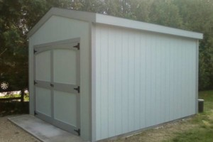 Photo #1: SAGA BUILDERS. Quality Garage and Shed Construction