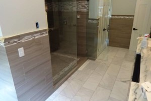 Photo #8: TILE! Experience installing tile and stone