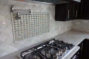 Photo #4: TILE! Experience installing tile and stone