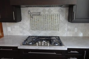 Photo #3: TILE! Experience installing tile and stone
