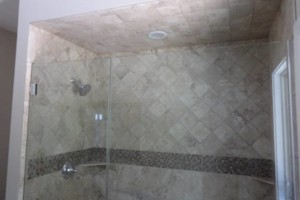 Photo #1: TILE! Experience installing tile and stone