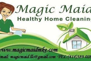 Photo #1: Magic Maid Heathy Cleaning service