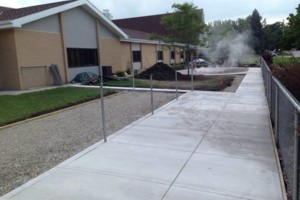 Photo #9: M&A Construction. Concrete Flatwork