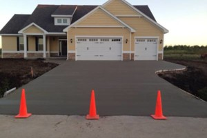 Photo #2: M&A Construction. Concrete Flatwork