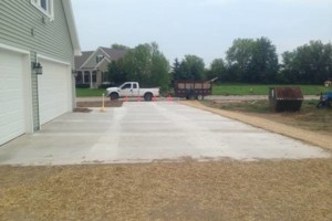 Photo #1: M&A Construction. Concrete Flatwork