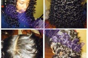 Photo #23: Weaves, Extensions, Natural hair - you name it I do it!