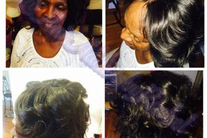 Photo #4: Weaves, Extensions, Natural hair - you name it I do it!