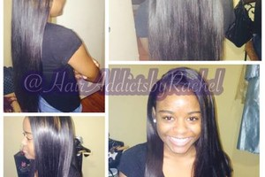 Photo #1: Weaves, Extensions, Natural hair - you name it I do it!