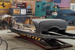 Photo #1: Pavletic Metal Shaping. Automotive Restoration, Coach Building and Fabrication