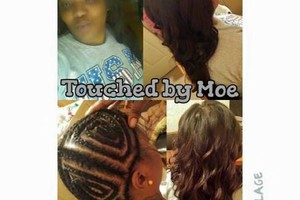 Photo #10: Moe Styles! Quick weaves $45