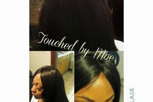 Photo #6: Moe Styles! Quick weaves $45
