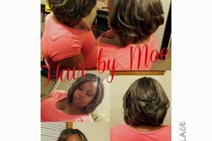Photo #3: Moe Styles! Quick weaves $45