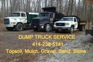 Photo #23: Dump Truck / Skid Steer Service. Milwaukee