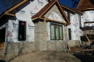Photo #13: Plaster, Stucco, Cultured stone